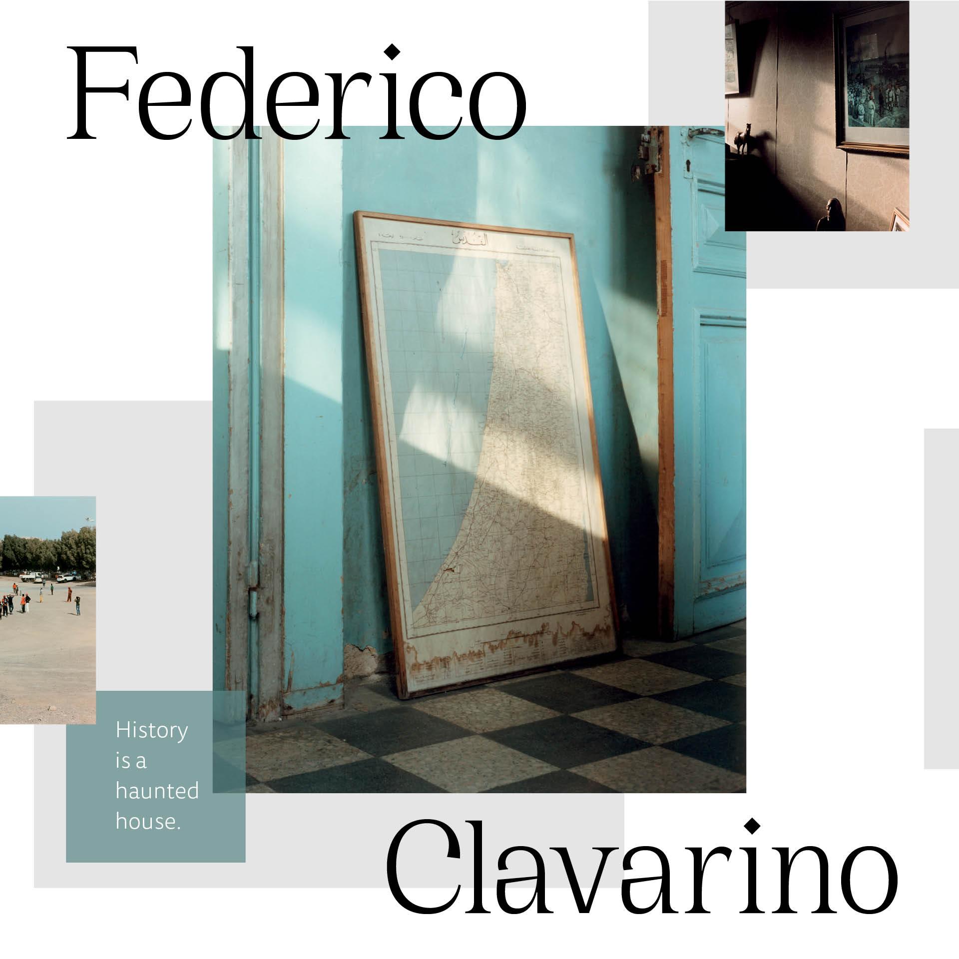 Beyond Artist Federico Clavarino