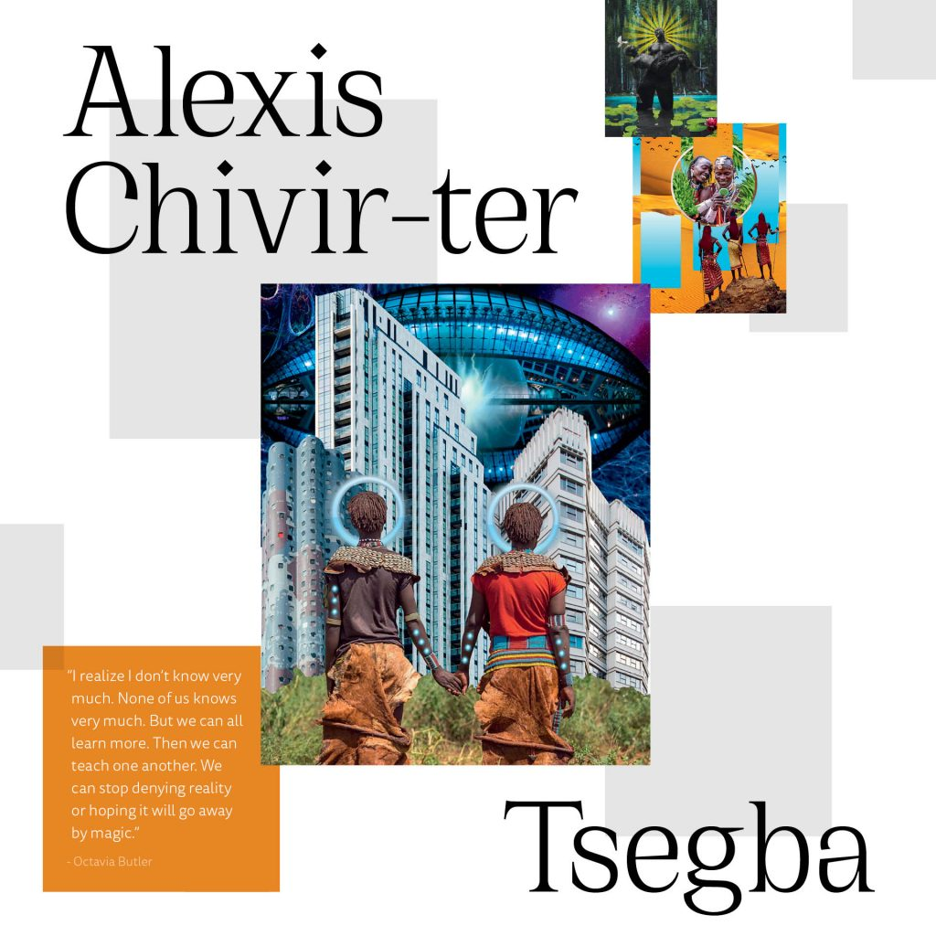 Beyond Artist Alexis Chivir-ter Tsegba