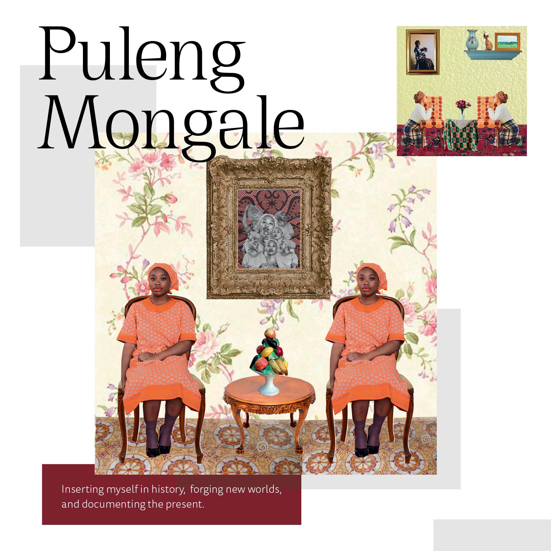 Beyond Artist Puleng Mongale