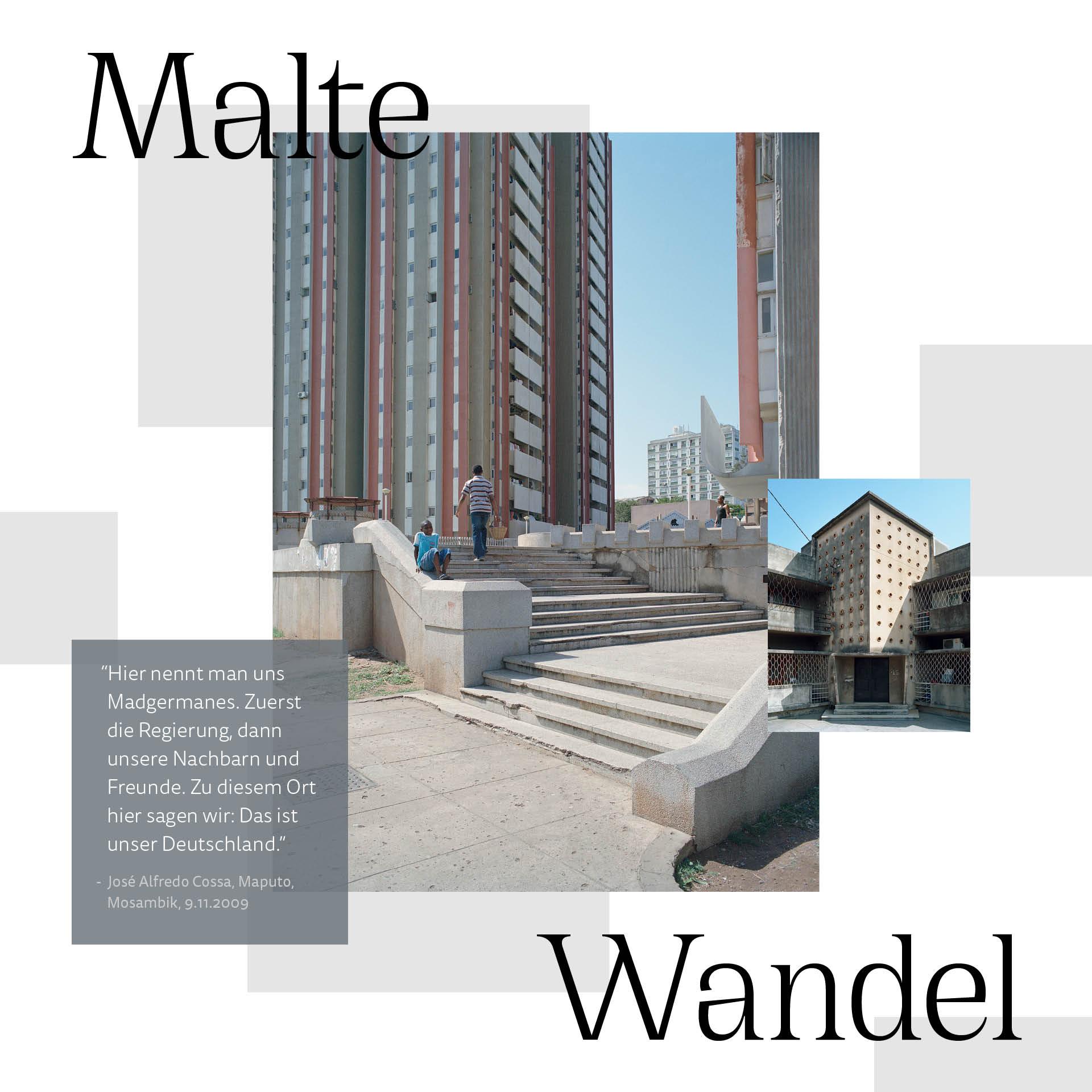 Beyond Artist Malte Wandel