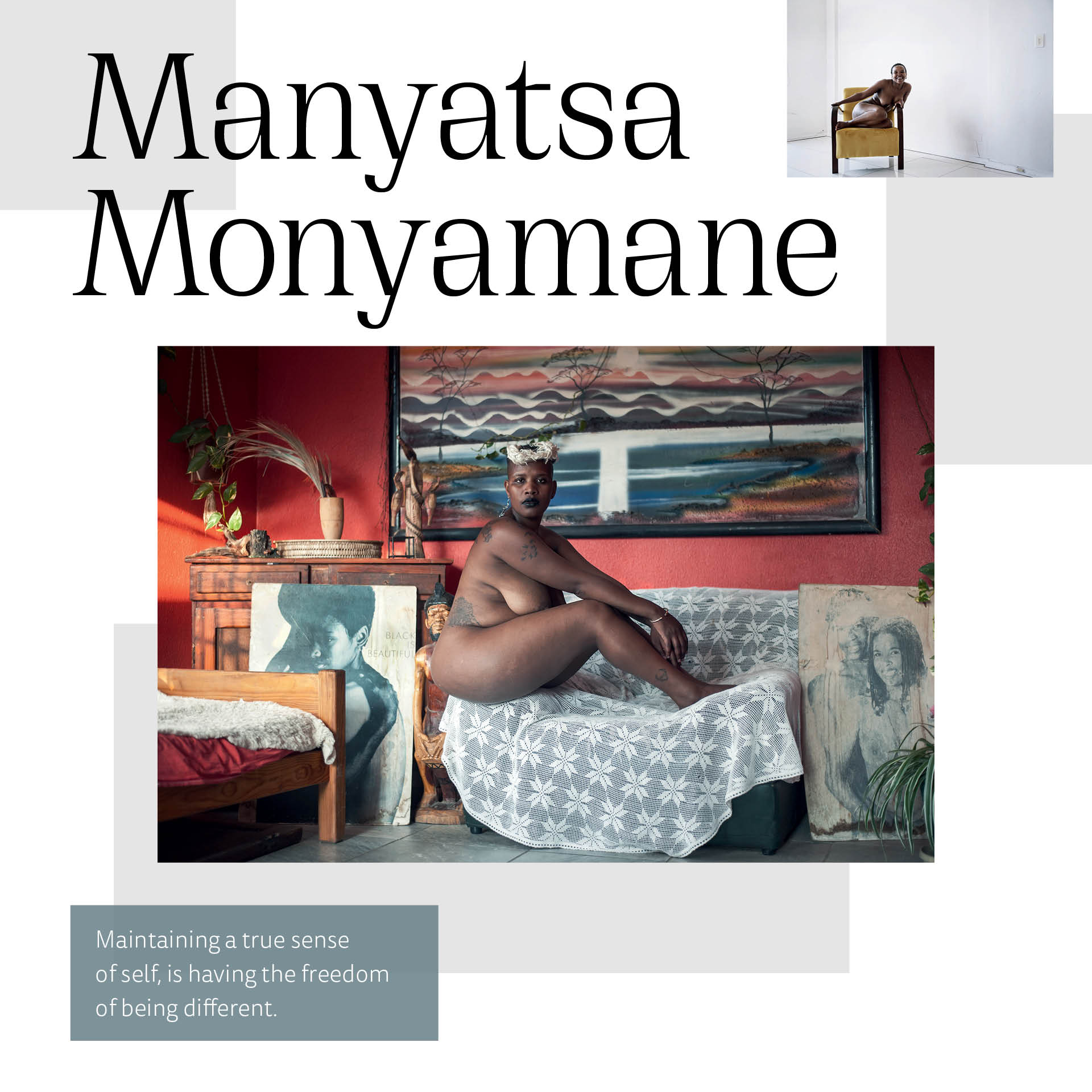 Beyond Artist Manyatsa Monyamane