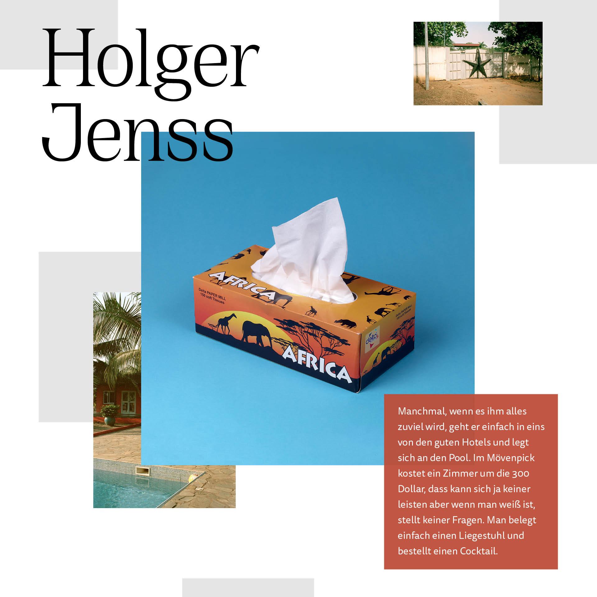 Beyond Artist Holger Jenss