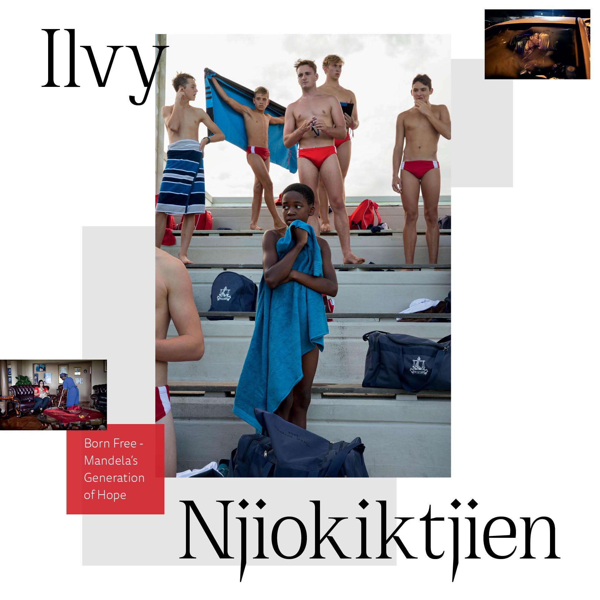 Beyond Artist Ilvy Njiokiktjien