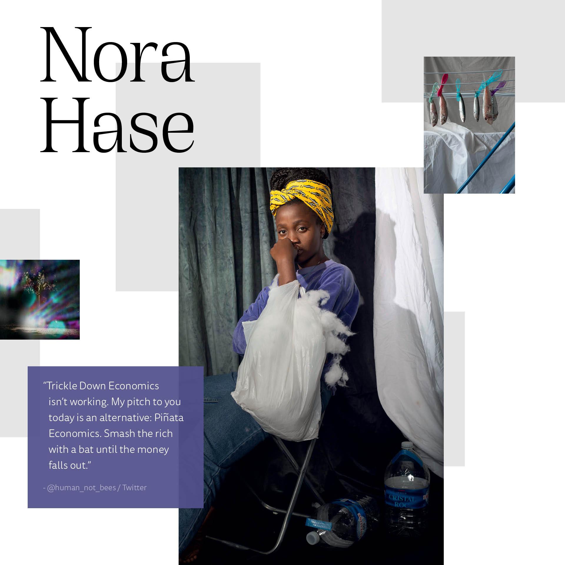 Beyond Artist Nora Hase